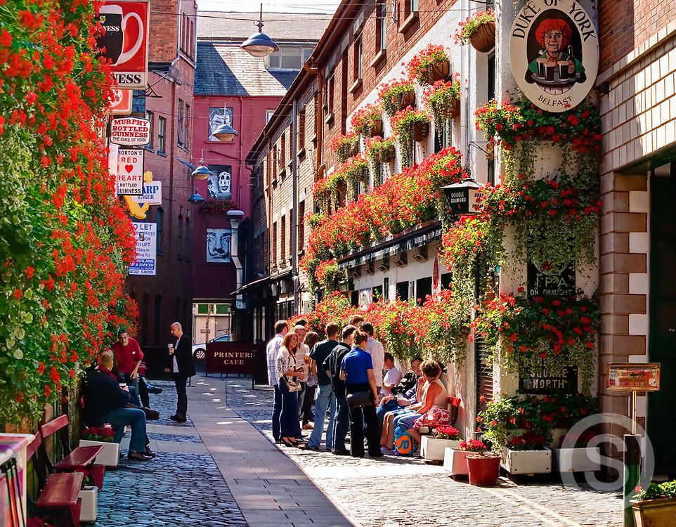Photographer: Paul Lindsay, Duke of York pub, Belfast
