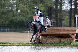 Verwimp Jarno, BEL, Dabiola M<br /> CCI3* Arville 2020<br /> © Hippo Foto - Dirk Caremans<br /> 23/08/2020