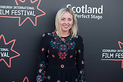 "Sinead Matthews, on the red carpet during the Edinburgh International Film Festival UK Premier of ""KALEIDESCOPE"" at Cineworld, Saturday 24th June 2017(c) Brian Anderson 