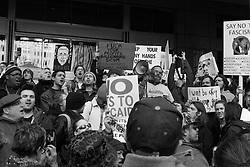 Philadelphia Protests Congress and Trump Retreat at Loews Hotel