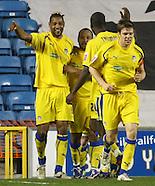 Millwall v Colchester United 310309