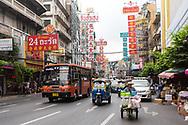 Chinatown Bangkok Bangkok Thailand