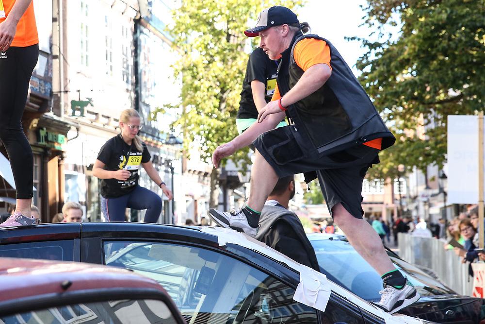 Urban Challenge, Celle, 30.09.2018<br /> Joey Kelly<br /> © Torsten Helmke
