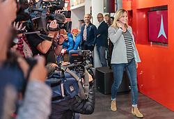 05.10.2015, Atomic Homebase, Altenmarkt, AUT, Atomic Medien Tag, im Bild Marlies Raich (AUT) // Marlies Raich of Austria during the Atomic Media Day at Atomic Homebase in Altenmarkt, Austria on 2015/10/05. EXPA Pictures © 2015, PhotoCredit: EXPA/ JFK