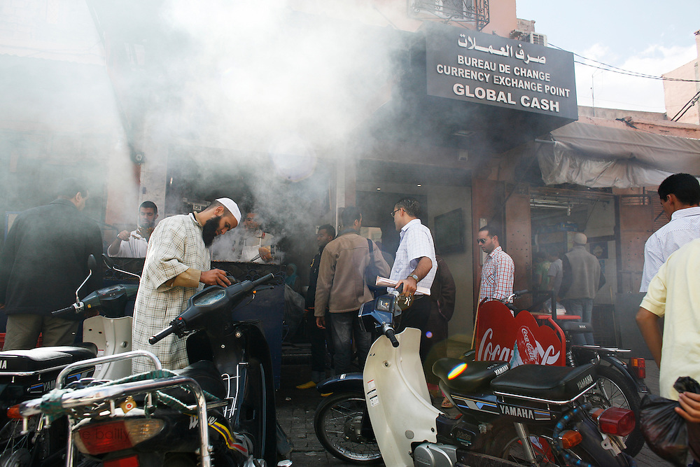 Marrakesh, Morocco. October 9th 2008...