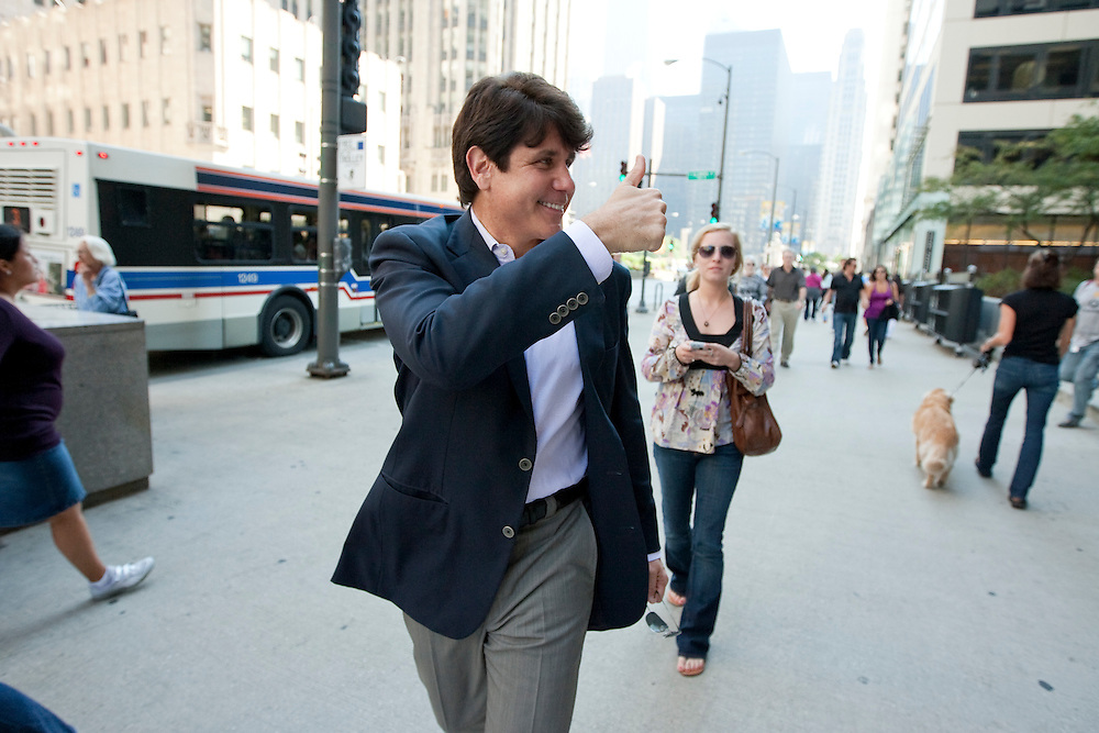9/4/09 2:08:46 PM -- Chicago, IL.Interview with Gov. Rod Blagojevich concerning his legal troubles, his life and his new book.