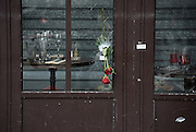 Tributes continue at different sites in Paris<br /> <br /> TRIBUTE TO THE GOOD BEER CAFE - TRIBUTES CONTINUE AT DIFFERENT SITES OF ATTACKS IN PARIS<br /> ©Exclusivepix Media