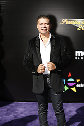 HOLLYWOOD, CA - NOVEMBER 09: Jorge Medina attends the 18th edition of 'Los Premios de la Radio' held at the Dolby Theater on November 09, 2017 in Los Angeles, California. Byline, credit, TV usage, web usage or linkback must read SILVEXPHOTO.COM. Failure to byline correctly will incur double the agreed fee. Tel: +1 714 504 6870.