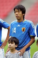 Fotball<br /> Ghana v Japan<br /> 09.09.2009<br /> Foto: Gepa/Digitalsport<br /> NORWAY ONLY<br /> <br /> Bild zeigt Kengo Nakamura (JPN)