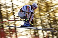 Alpint, 08.12.2001 Val d'Isere, Frankreich, <br />Der østerreicher Stephan Eberharter am Samstag (08.12.2001) bei der Ski Alpin Weltcup Abfahrt der Herren im franzøsischen Val d' Isere. <br />Foto: Digitalsport
