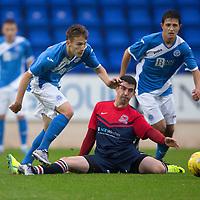 St Johnstone U20 v Turiff United