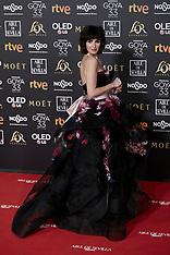 33rd Goya Awards - 03 Feb 2019