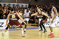 Landing Sane - 27.03.2015 - Paris Levallois / Orleans - 25eme journee de Pro A<br />