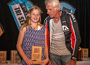 Presentations held at The Tannery for the Sovereign Tri Series ITU Sea2Sky Challenge held at Scarborough, Christchurch. April 2, 217<br />