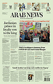 April 06, 2021 (ASIA-PACIFIC): Front-page: Today's Newspapers In Asia-Pacific