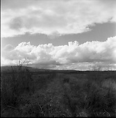 1957 Clouds over Mountians