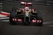 May 22, 2014: Monaco Grand Prix: Romain Grosjean (FRA), Lotus-Renault