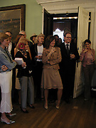 Petronella Wyatt, Party to celebrate the publication of 'Stalin, The Court of the Red Tsar' by Simon Sebag Montefiore. English Speaking Union, London. 8 July 2003.