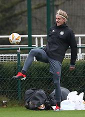 RSC Anderlecht Training - 28 Nov 2018