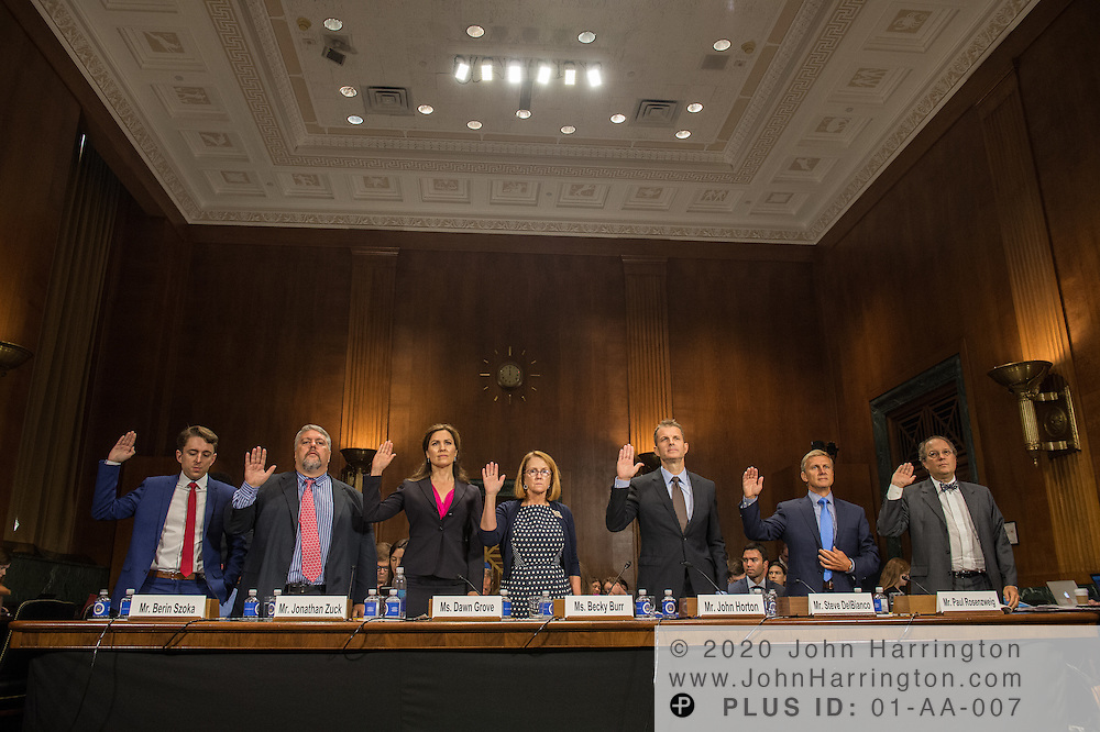 """Wednesday September 14, 2016, before the Subcommittee on Oversight, Agency Action, Federal Rights and Federal Courts, testimony was also heard from The Honorable Lawrence E. Strickling, Assistant Secretary for Communications and Information and Administrator<br /> National Telecommunications and Information Administration (NTIA), United States Department of Commerce;  Mr. Göran Marby, CEO and President, Internet Corporation for Assigned Names and Numbers (ICANN); Mr. Berin Szoka, President, TechFreedom; Mr. Jonathan Zuck, President, ACT The App Association;  Ms. Dawn Grove, Corporate Counsel<br /> Karsten Manufacturing; Ms. J. Beckwith (""""Becky"""") Burr, Deputy General Counsel and Chief Privacy Officer, Neustar;  Mr. John Horton, President and CEO, LegitScript;  Mr. Steve DelBianco, Executive Director, NetChoice; Mr. Paul Rosenzweig, Former Deputy Assistant Secretary for Policy, U.S. Department of Homeland Security."""
