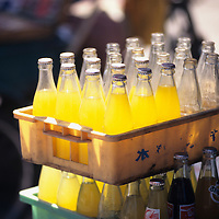 bottled soda drinks, Beijing City scene, China, PRC,, Middle Kingdom,