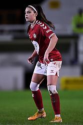 Carla Humphrey of Bristol City Women - Mandatory by-line: Ryan Hiscott/JMP - 14/11/2020 - FOOTBALL - Twerton Park - Bath, England - Bristol City Women v Tottenham Hotspur Women - Barclays FA Women's Super League