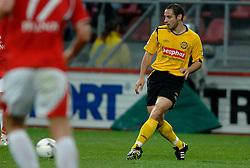 09-05-2007 VOETBAL: PLAY OFF: UTRECHT - RODA: UTRECHT<br /> In de play-off-confrontatie tussen FC Utrecht en Roda JC om een plek in de UEFA Cup is nog niets beslist. De eerste wedstrijd tussen beide in Utrecht eindigde in 0-0 / Boldiszar Bodor<br /> ©2007-WWW.FOTOHOOGENDOORN.NL