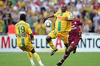 Fotball<br /> Frankrike<br /> 28.05.2005<br /> Foto: Dppi/Digitalsport<br /> NORWAY ONLY<br /> <br /> FC NANTES v FC METZ <br /> <br /> MAMADOU DIALLO (NAN)