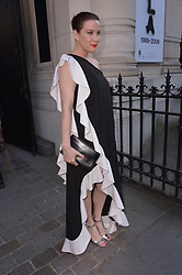 Liv Tyler arriving at the Vogue Party during Haute Couture Paris Fashion Week Fall/Winter 2018/19 in Paris, France on July 03, 2018. Photo by Julien Reynaud/APS-Medias/ABACAPRESS.COM