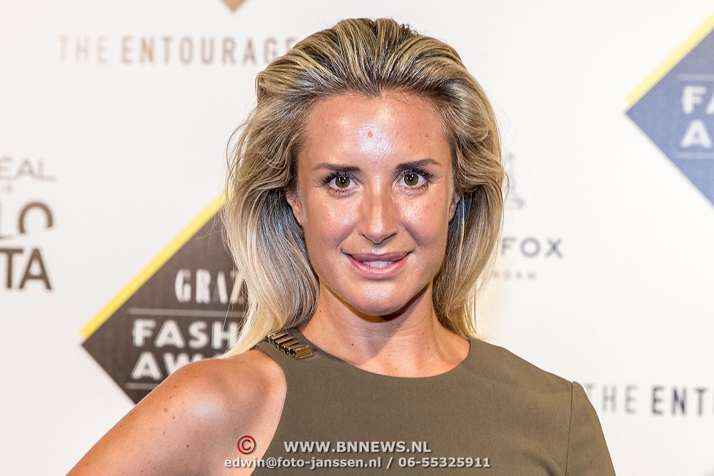 NLD/Amsterdam/20170829 - Grazia Fashion Awards 2017, Chantal Bles