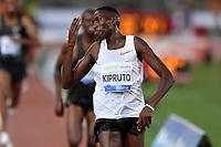 Conseslus KIPRUTO Kenia Winner 3000m Steeplechase Men  <br /> Roma 31-05-2018 Stadio Olimpico  <br /> Iaaf Diamond League Golden Gala <br /> Athletic Meeting <br /> Foto Andrea Staccioli/Insidefoto