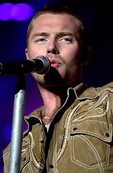 Ronan Keating Live at The Hallam FM Arena<br />
