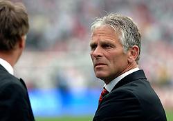06-05-2007 VOETBAL: FINALE KNVB BEKER: AZ - AJAX: AMSTERDAM<br /> Ajax wint de knvb beker na strafschoppen / Martin Haar<br /> ©2007-WWW.FOTOHOOGENDOORN.NL