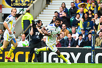 Noa NAKAITACI - 02.05.2015 - Clermont / Toulon - Finale European Champions Cup -Twickenham<br />