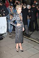 Mollie King, Harper's Bazaar Women of the Year Awards, Claridge's Hotel, London UK, 05 November 2013, Photo by Richard Goldschmidt