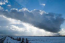 Eempolder, Netherlands, Utrecht Eempolder, Nationaal Landschap Arkemheen Eemland. Utrecht, Soest, Baarn, Eemnes. De Eem