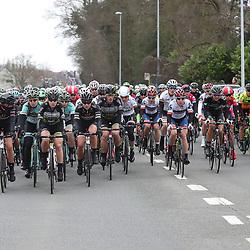 25-02-2017: Wielrennen: Vrouwen Omloop Het Nieuwsblad: Gent <br /> GENT (BEL) wielrennen