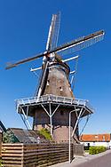 07-05-2020: Wolvega, Weststellingwerf - Molen Windlust, een korenmolen uit 1888