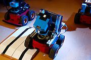 Belo Horizonte_MG, Brasil.<br /> <br /> Robos no Laboratorio de Visao Computacional e Robotica do DCC - Departamento de Ciencia da Computacao da Universidade Federal de Minas Gerais (UFMG).<br /> <br /> Robots in the Laboratory of Computational Vision and Robotics DCC - Department of Computer Science at the Federal University of Minas Gerais (UFMG).<br /> <br /> Foto: LEO DRUMOND / NITRO