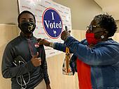 South Carolina: First Time Voter October 2020