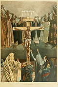 Crucifixion (It is Over) Artwork by James Tissot