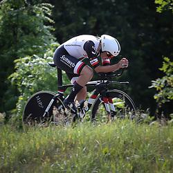 21-06-2017: Wielrennen: NK Tijdrijden: Montferland      <br /> s-Heerenberg (NED) wielrennen <br /> Lucinda Brand