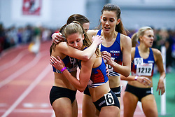 David Hemery Valentine Invitational<br /> Indoor Track & Field at Boston University , womens One Mile, heat 1, , HOKA, NJNYTC,