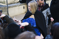 March 4, 2018 - Paris, France - Dakota Fanning is seen during Paris Fashion Week Womenswear Fall/Winter 2018/2019, on March 4, 2018 in Paris, France. (Credit Image: © Nataliya Petrova/NurPhoto via ZUMA Press)