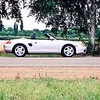 Porsche Boxster (1997), Magaliesburg, South Africa 1997