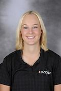 2009 University of Miami Women's Golf Head Shots