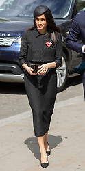April 25, 2018 - London, London, United Kingdom - ANZAC Service at Westminster Abbey. Prince Harry and Meghan Markle attend a Service for Commemoration of ANZAC Day at Westminster Abbey  (Credit Image: © i-Images via ZUMA Press)