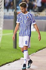Real Sociedad v Vardar Skopje - 2 November 2017