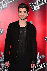 Danny O'Donoghue during The Voice press launch, The Soho Hotel, London, United Kingdom, London, United Kingdom, March 11, 2013. Photo by Nils Jorgensen / i-Images...Contact..Andrew Parsons: 00447545 311662.Stephen Lock: 00447860204379