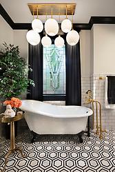 1922 Calvert Home rehab. Master bedroom, Master bath, guest bedroom, guest bathroom, Master closet Invoice_4022_1922_Calvert